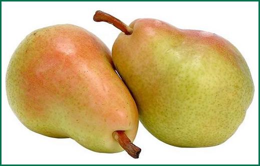 pears-vitamins